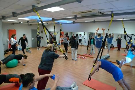 Otra forma de ejercitarse en un gimnasio plazaberri for Gimnasio jaen