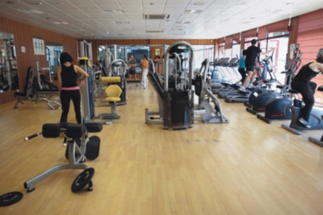 Contin a abierto el plazo para apuntarse al gimnasio de for Monitor gimnasio